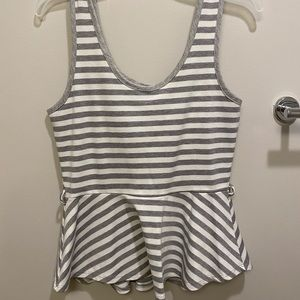 Forever 21 Tops - Striped tank top